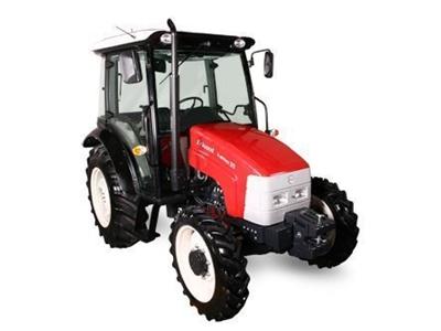 58 Hp Traktör - Dörtçeker Kabinli