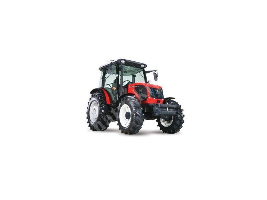 68 Hp Traktör - Dörtçeker Kabinli