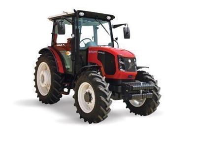 75 Hp Traktör - Lüks Kabinli