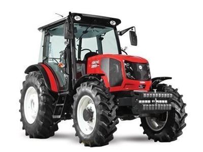 76 Hp Traktör