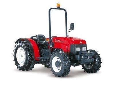 75 Hp Traktör - Dörtçeker