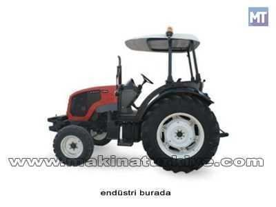 58 Hp Traktör- Güneşlikli