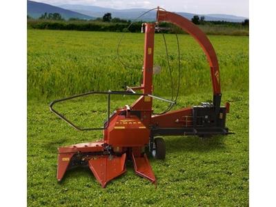 Mısır Slaj Makinesi -Çift Sıra Zincirli ( 49 ton/saat )