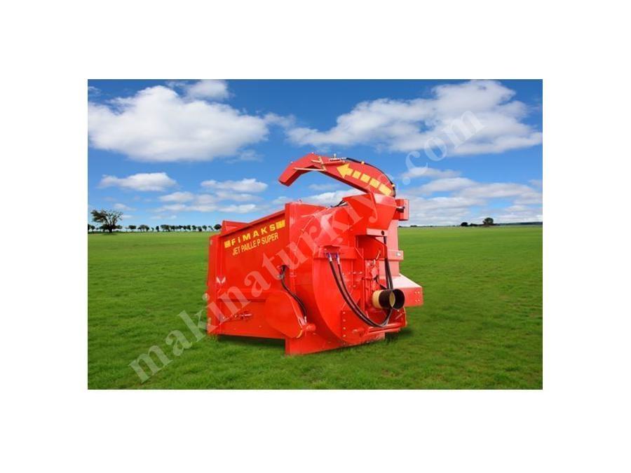 Balya Parçalama Makinesi - Asılı Tip