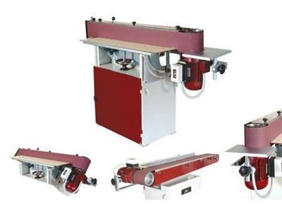 Kenar Zımpara Makinesi