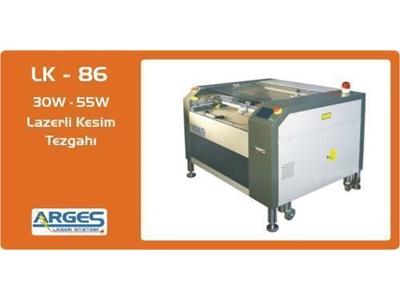 Lazerli Kesim Kazıma Tezgahı 55w ( 80 X 60 Cm )