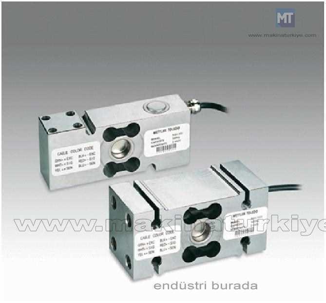 50-600 Kg Platform Tip Yük Hücresi / Mettler Toledo Ssh