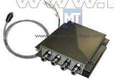 Yük Hücresi Bağlantı Kutu Ve Kablosu / Baykon Bk-1