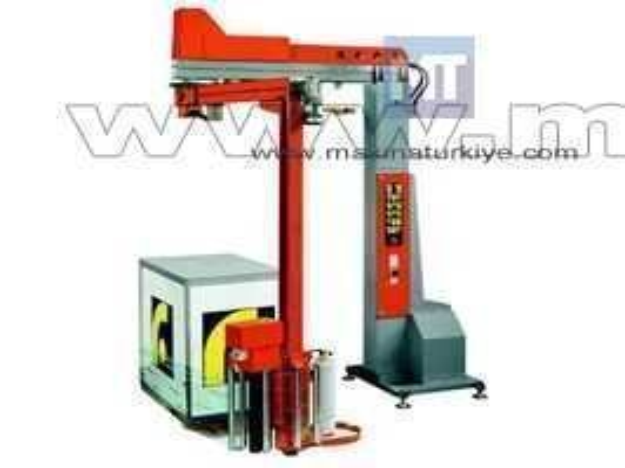 Palet Streçleme Makinası / Has Ambalaj Hp 650