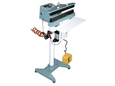 Ayaklı Havalı Naylon Ağzı Yapıştırma Makinası / Mercıer Mec 600 Ca