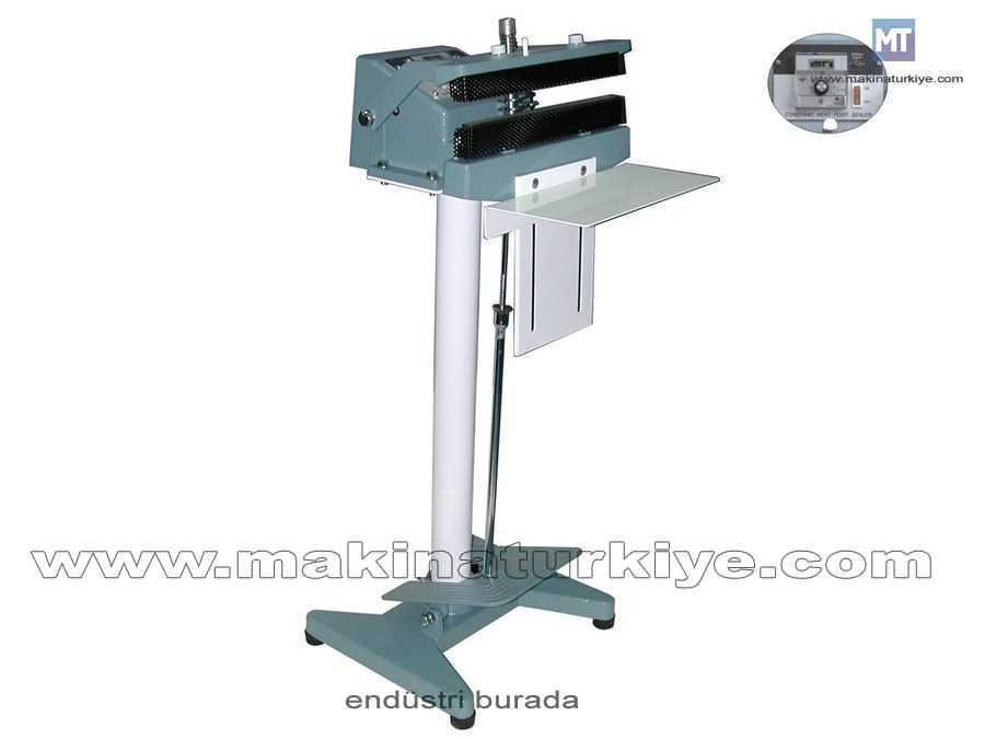 Ayaklı Opp-Folyo Naylon Ağzı Yapıştırma Makinası
