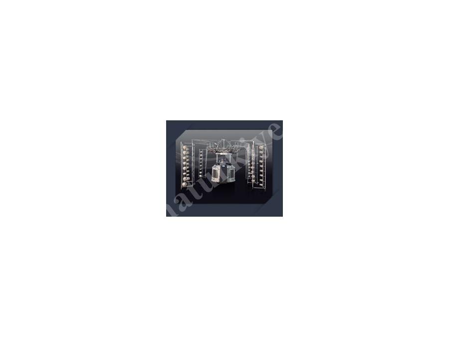 Tüp Süprem Örme Makinesi