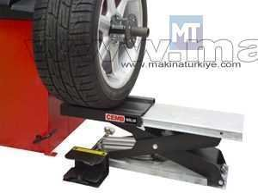 Lastik Balans Makinesi / Cemb Wbl80
