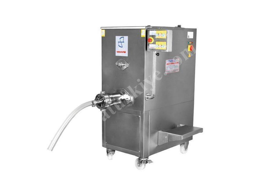 Karıştırıcılı Kıyma Makinası ( 800 Kg /Saat )