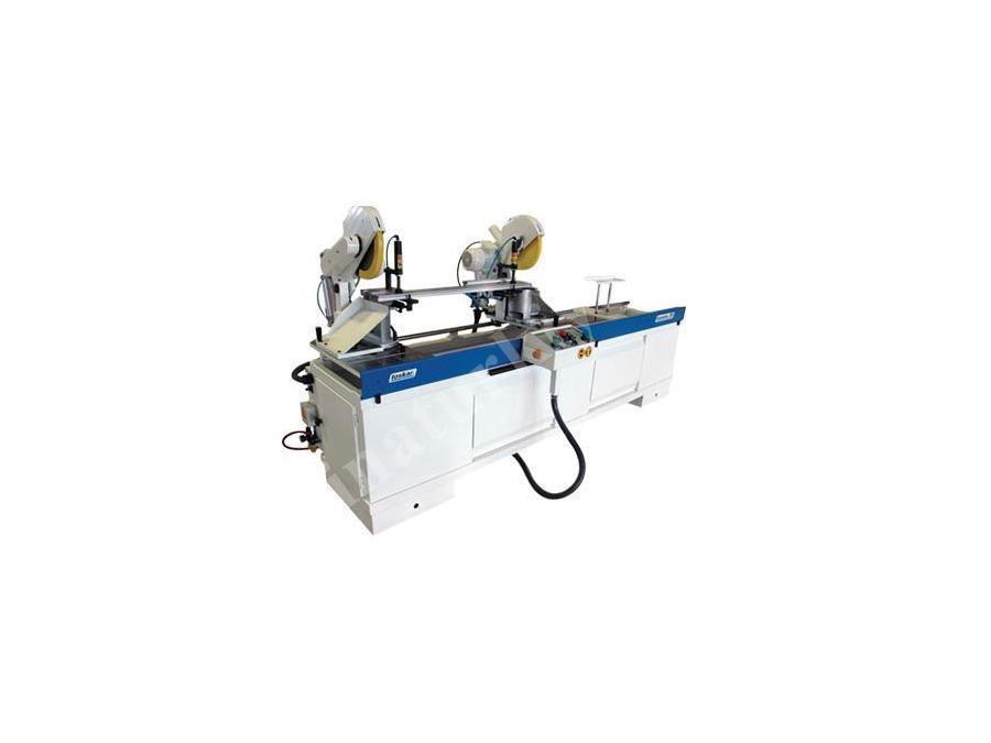 Otomatik Çift Kafa Kesim Makinası / Alumaster Alusmaster 300