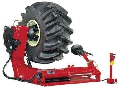 Kamyon, Traktör ve OTR Lastikleri Lastik Sökme Takma Makinesi 14-56 inç