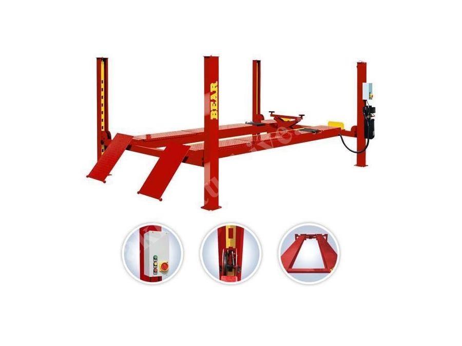 5.5 Ton 4 Kapasiteli Lift / Bear Ss-409