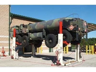 8.2 Ton Mobil Kolonlu Lift / Bear Ml-8.2