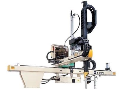 Plastik Enjeksiyon Ürün Alma Robotu / Apex Sb Serisi