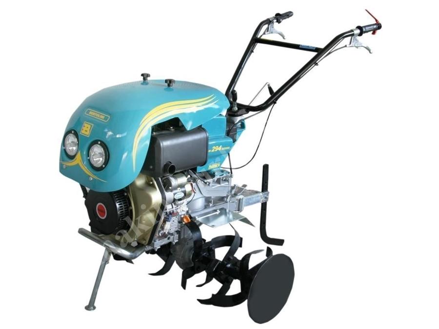 Motorlu Çapalama Makinesi / Bertolini 249 Pal