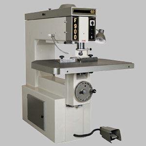 Melkuç F 640 Şakuli Freze Makinesi
