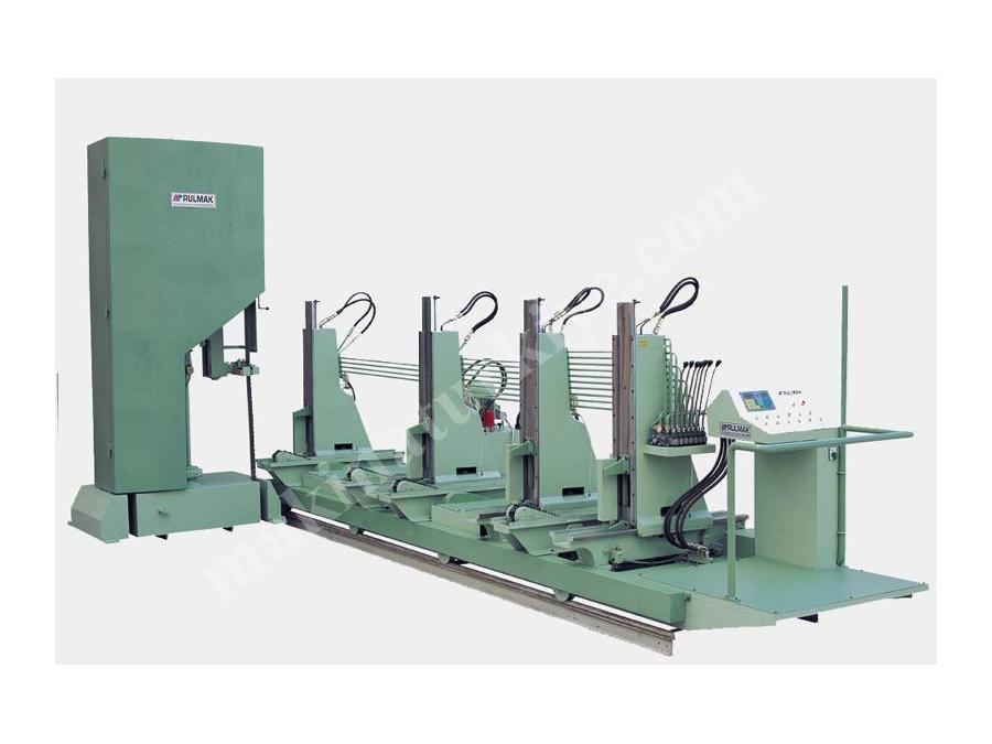 Şerit Bıçkı Makinesi ( 120 Cm )