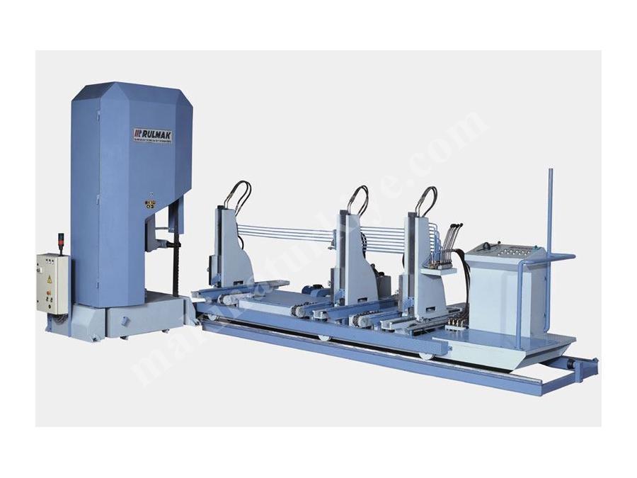 Şerit Bıçkı Makinesi ( 100 Cm)