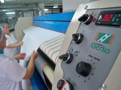 Aserko 8025 Büyük Boy Silindir Ütü Makinası ( 80x250 cm )