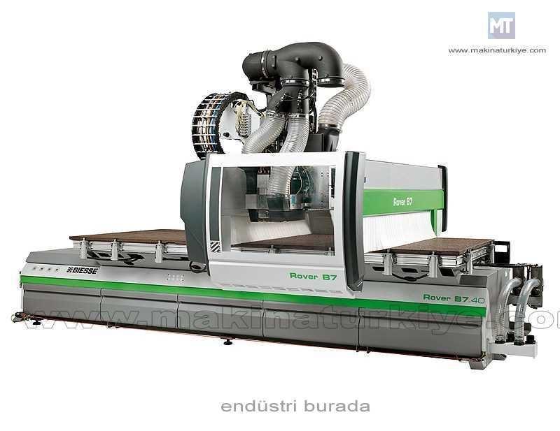 Cnc İşlem Makinesi (Point To Point) ( X: 3397 mm )