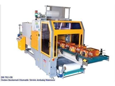 Önersan Önden Beslemeli Otomatik Shrink Ambalaj Makinesi