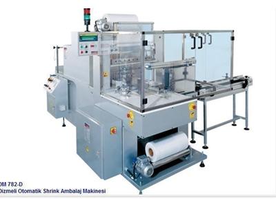 Önersan Dm 782-D 640 Dizmeli Otomatik Shrink Ambalaj Makinesi