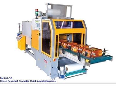Önersan Dm 782-Ob 750 Otomatik Shrink Ambalaj Makinesi