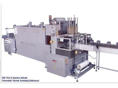 Önersan Karton Almalı Otomatik Shrink Ambalaj Makinesi