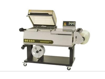 Smipack Se 550 L Yapıştırma Makinesi