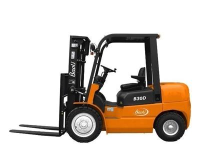 3 Ton Dizel Forklift Baoli
