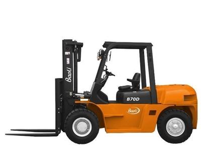 7 Ton Dizel Forklift Baoli