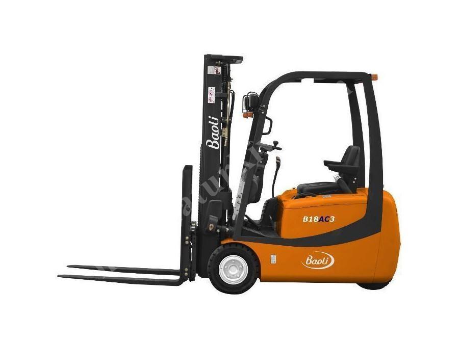 1.8 Ton Akülü Forklift / Baoli B18ac3
