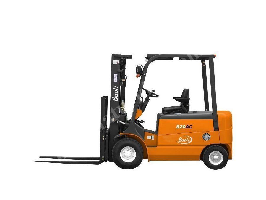 2 Ton Akülü Forklift / Baoli B20ac