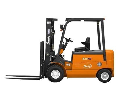 2.5 Ton Akülü Forklift Baoli
