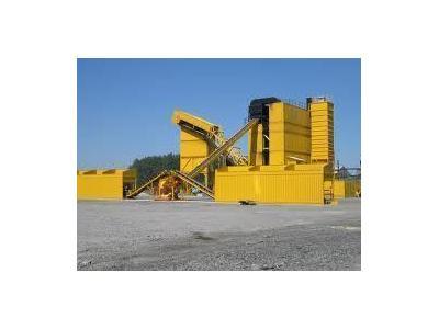 Lintec Csd 2500-160 T/H Kombine Sistem Asfalt Plenti