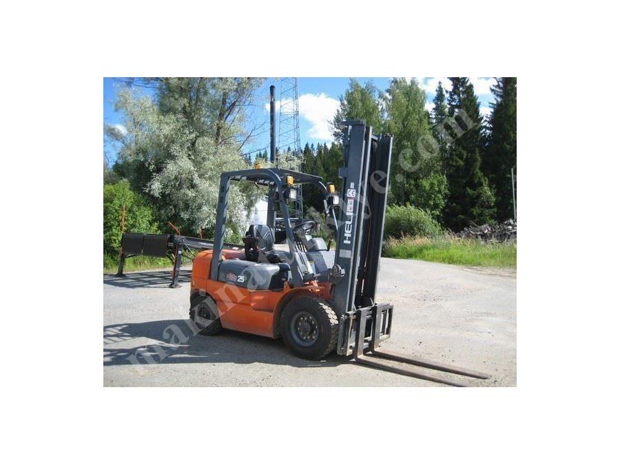 2.5 Ton Dizel Forklift / Heli Cpcd 25