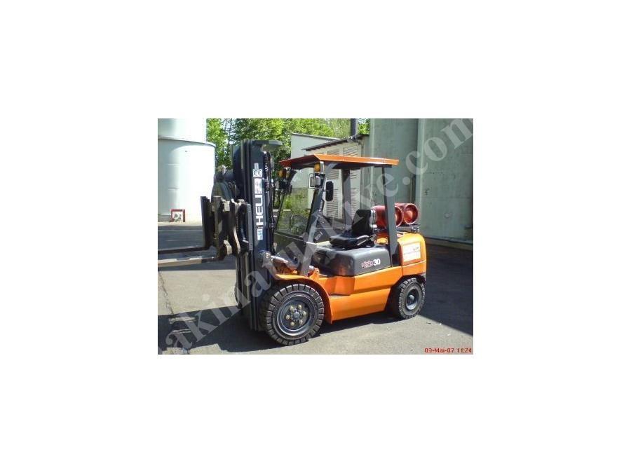 3 Ton Dizel Forklift / Heli Cpqd 30