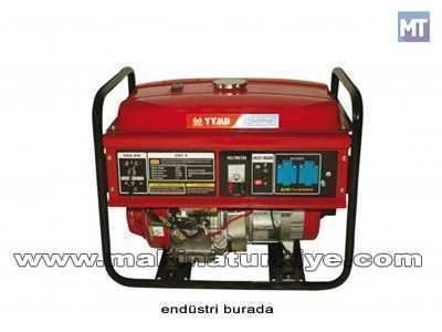 YYMD GF3 Benzin Motorlu Jeneratör