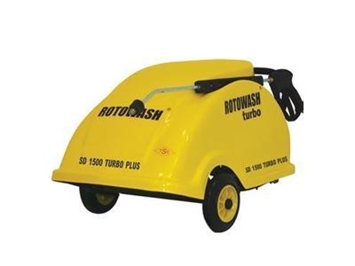 Tetikli Yüksek Basınçlı Yıkama Makinesi / Rotowash Sd 2500 Turbo Plus