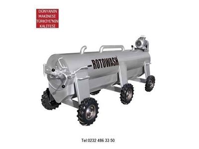 Rotowash Hsm 002 Halı Sıkma Makinesi
