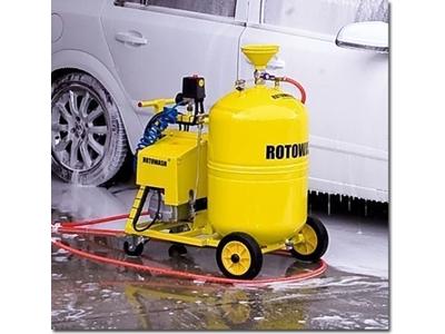 Rotowash 60 Lt Kompresörlü Sıvı Püskürtme Pompası