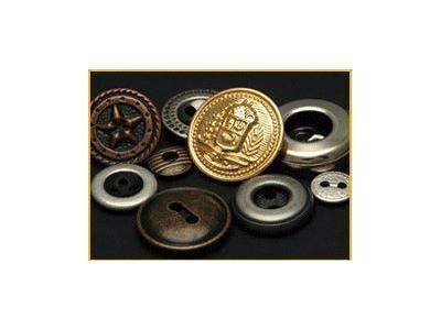 Metal Dikme Düğmesi