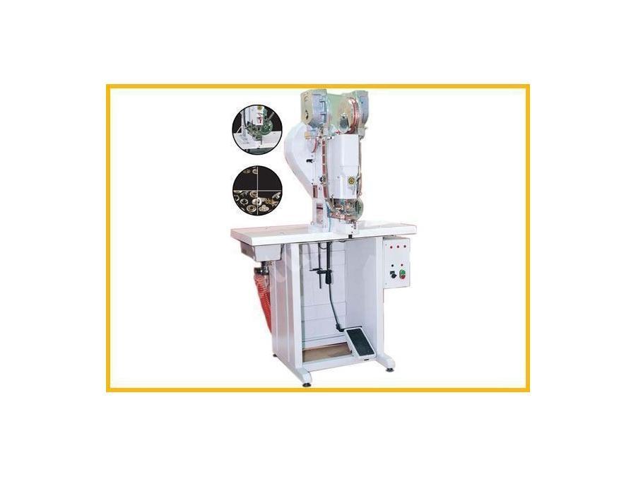Otomatik Çıtçıt Çakma Makinası