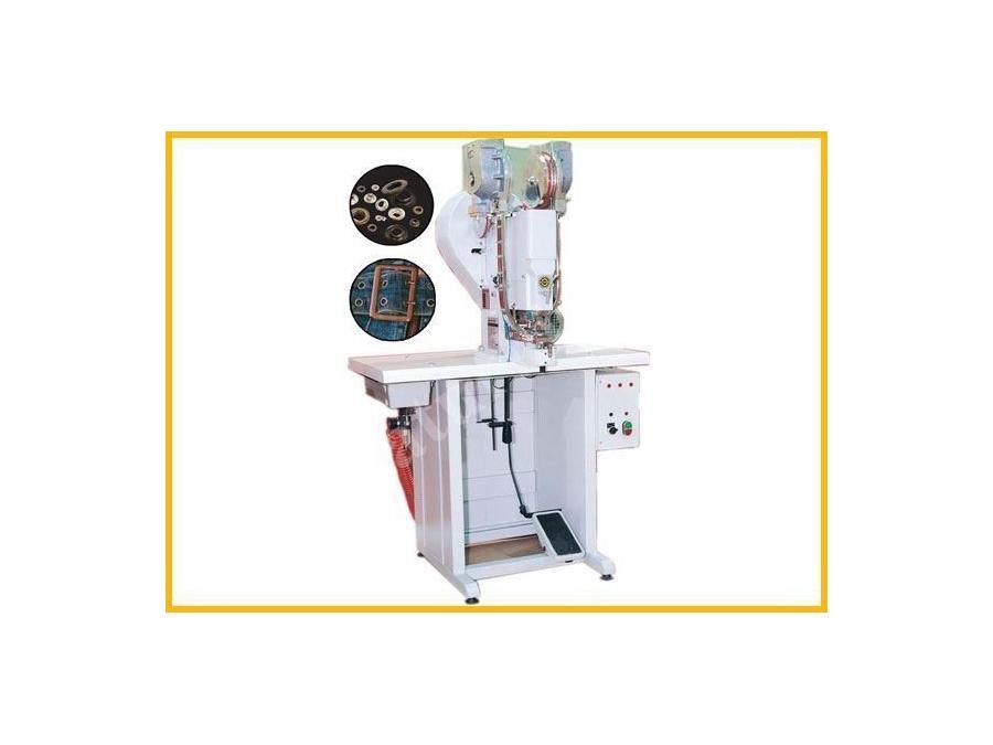 Otomatik Pullu Kuşgözü Çakma Makinası