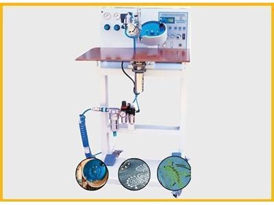 Ultrasonik Tek Kafalı Taş Yapıştırma Makinası